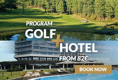 Program Golf + Hotel