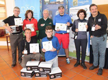 <span>2º Ordem de Mérito Clube de Golfe de Viseu</span>